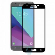 Защитное стекло Full Glue Samsung J3 2017 J330 black тех.пакет