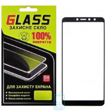 Защитное стекло Full Glue Huawei Honor Play black Glass