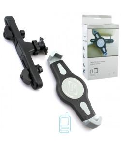 Держатель для планшета в авто VCP-006 Tablet PC на подголовник черный