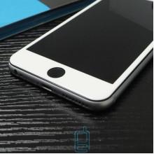 Защитное стекло Full Glue Apple iPhone 6 white тех.пакет
