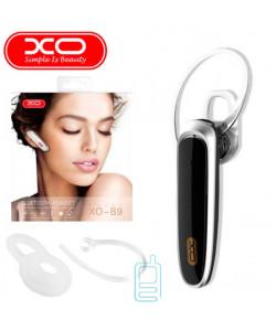 Bluetooth гарнитура XO Mono B9 черная