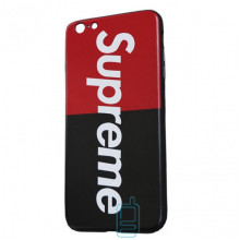 Чехол Creative TPU+PC Apple iPhone 6 Plus, 6S Plus Sup black-red