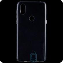 Чехол силиконовый SMTT Xiaomi Mi Mix 3 прозрачный