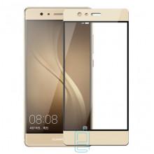 Защитное стекло Full Screen Huawei P9 gold тех.пакет
