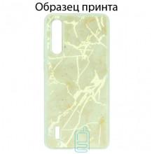 Чехол Marble Xiaomi Redmi 7 gold