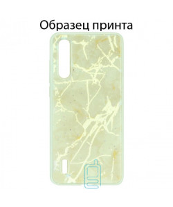 Чехол Marble Apple iPhone 11 Pro gold