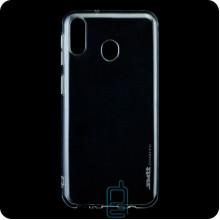 Чехол силиконовый SMTT Samsung M20 2019 M205 прозрачный