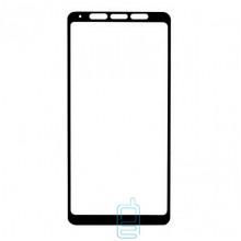 Защитное стекло Full Glue Samsung A9 2018 A920 black тех.пакет