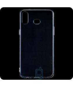 Чехол силиконовый SMTT Samsung A6s 2018 G6200 прозрачный