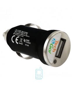 Автомобильное зарядное устройство Car-007 1USB 1.0A black без коробки
