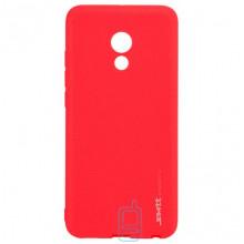 Чехол силиконовый SMTT Meizu Pro 6, Pro 6S красный
