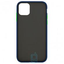 Чехол Goospery Case Apple iPhone 11 Pro Max синий