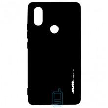 Чехол силиконовый SMTT Xiaomi Mi 8 черный