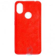 Чехол силиконовый Shine Xiaomi Redmi S2, Y2 красный