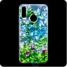 Чехол силиконовый Garden Huawei P Smart 2019, Honor 10 Lite домик