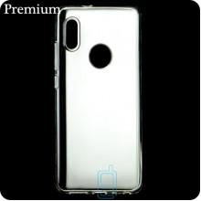 Чехол силиконовый Premium Xiaomi Redmi Note 5, Redmi Note 5 Pro прозрачный