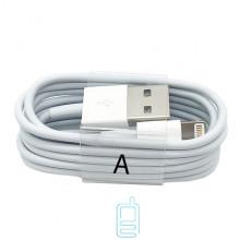 USB-iPhone 5S кабель A 1m белый