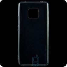 Чехол силиконовый SMTT Huawei Mate 20 Pro прозрачный