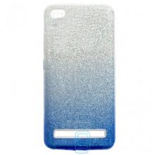 Чехол силиконовый Shine Xiaomi Redmi 5A градиент синий