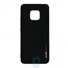 Чехол силиконовый SMTT Huawei Mate 20 Pro черный