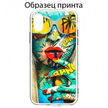 Чехол Fashion Mix Apple iPhone XS Max Bang