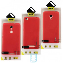 Чехол силиконовый SMTT Meizu M5 красный