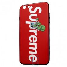 Чехол Creative TPU+PC Apple iPhone 6 Plus, 6S Plus Sup red