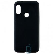 Чехол накладка Cool Black Xiaomi Redmi 6 Pro, Mi A2 Lite
