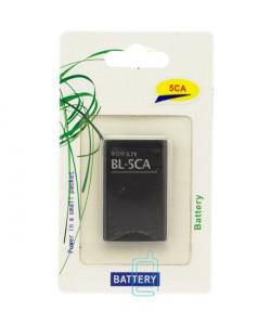 Аккумулятор Nokia BL-5CA 1000 mAh 100, 101, 1110 A класс