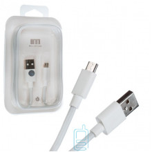 USB Кабель MEIZU micro USB белый