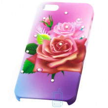 Чехол пластиковый Protective Apple iPhone 5 rose