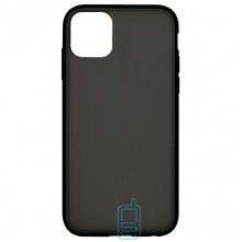 Чехол Goospery Case Apple iPhone 11 Pro Max черный