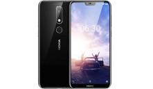 Чехол на Nokia X6 / 6.1 Plus + Защитное стекло
