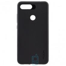 Чехол силиконовый ROCK 0.3mm Xiaomi Mi 8 Lite черный