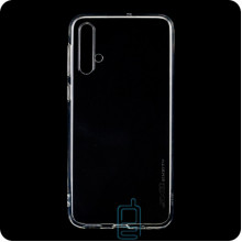 Чехол силиконовый SMTT Huawei Nova 5 прозрачный