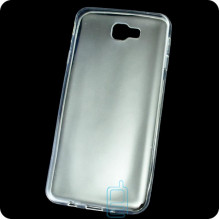 Чехол силиконовый Slim Samsung J5 Prime G570 прозрачный