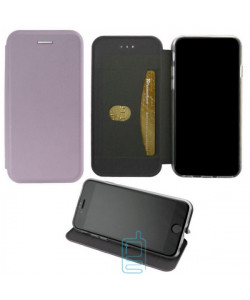 Чехол-книжка Elite Case Meizu 15 серый