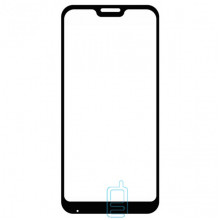 Защитное стекло 6D Xiaomi Redmi 6 Pro, Mi A2 Lite black тех.пакет