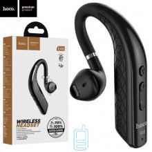 Bluetooth моно-гарнитура Hoco E48 черная