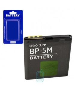 Аккумулятор Nokia BP-5M 900 mAh 5610, 5700, 6500 Slide A класс