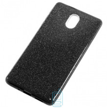 Чехол силиконовый Shine Nokia 3 черный