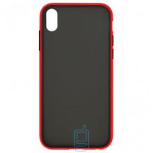 Чехол Goospery Case Apple iPhone XR красный