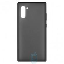 Чехол Goospery Case Samsung Note 10 N970 черный