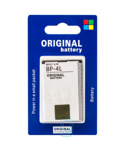 Аккумулятор Nokia BP-4L 1500 mAh 6760, 6790, E52 AA/High Copy блистер