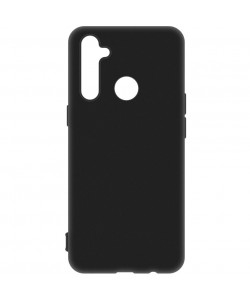 Силиконовый Чехол Realme 5 – Full Cover (Черный)