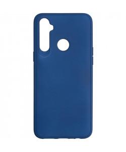Силиконовый Чехол Realme 5 – Full Cover (Синий)