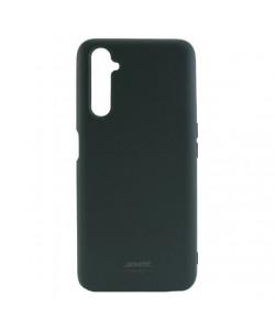 Чехол силиконовый Realme 6 Pro – Smtt (Темно-Зеленый)