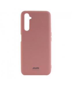 Чехол силиконовый Realme 6 Pro – Smtt (Розовый)