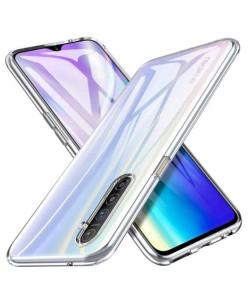 Чехол силиконовый Realme 6 – Smtt (Прозрачный)