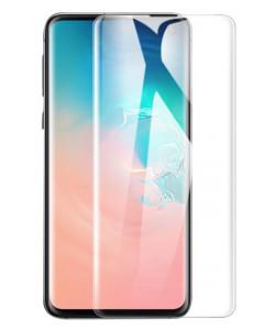 3D Стекло для Samsung Galaxy S10e ( С ультрафиолетовым клеем )